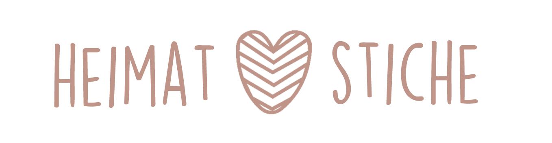 Heimatstiche - schlicht & schön-Logo