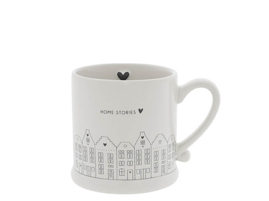 "Tasse ""Canal Houses"" 8x7 cm"
