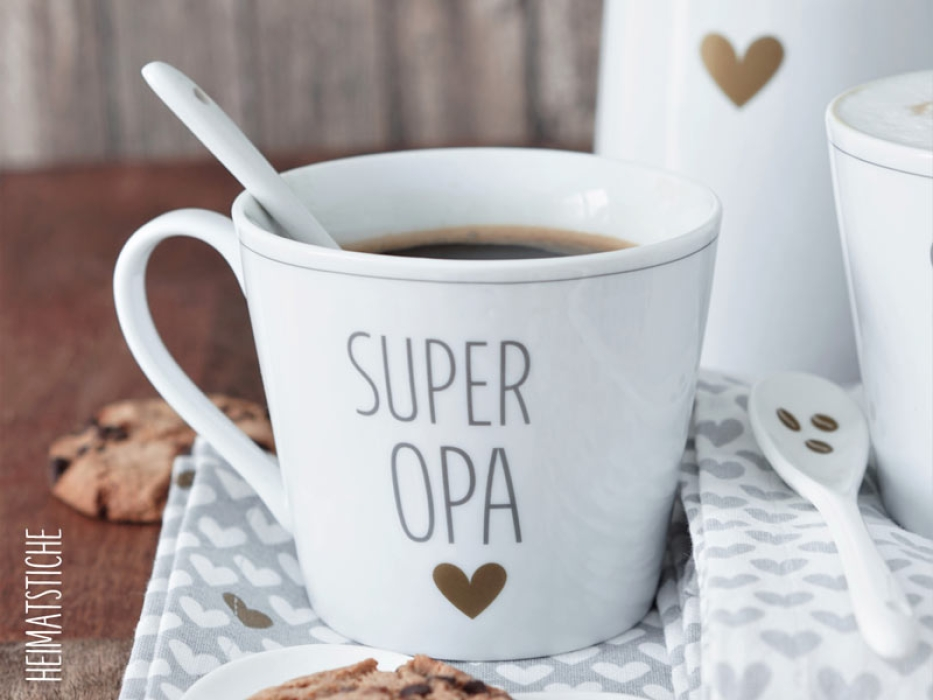 "Happy Cup ""Super Opa"""